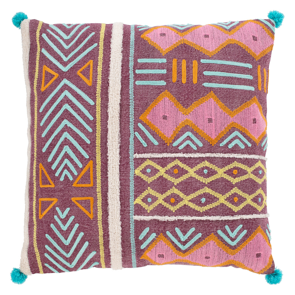 Monowi Throw Pillow