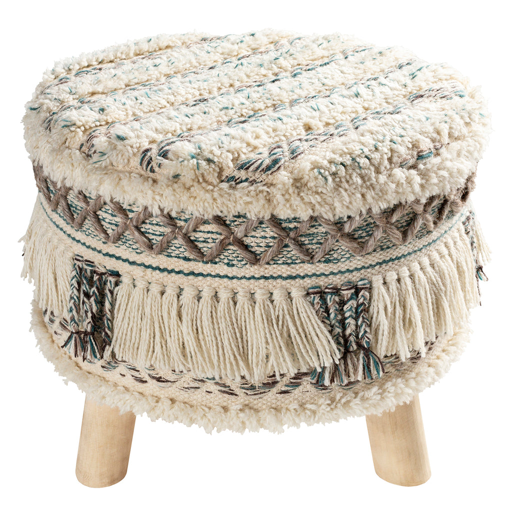 Canfield Upholstered Stool