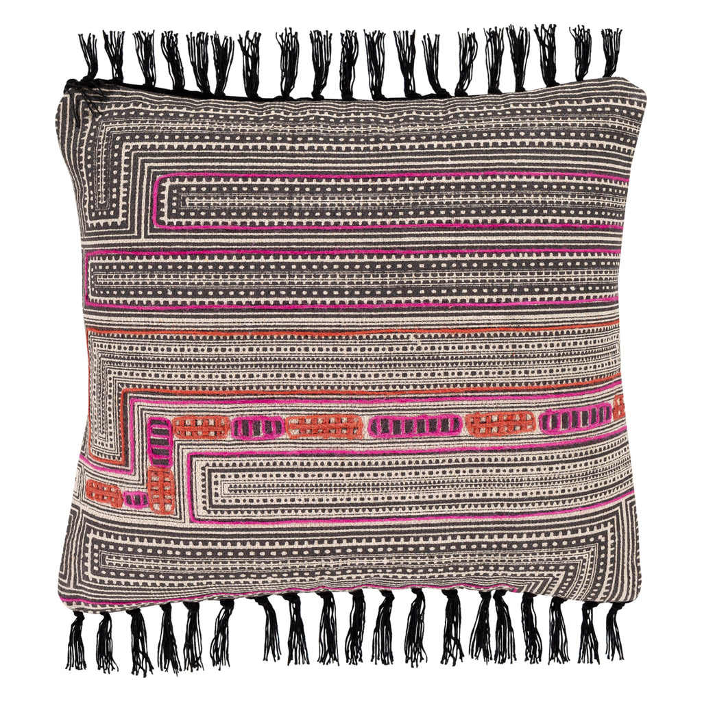 Shiloh Maze Throw Pillow