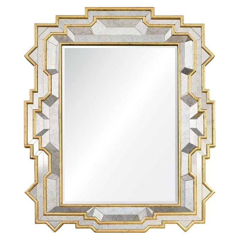 Michael S Smith for Mirror Image Goddess Wall Mirror