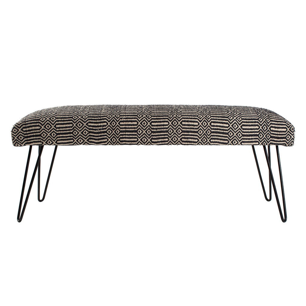Fletcher Upholstered Bench