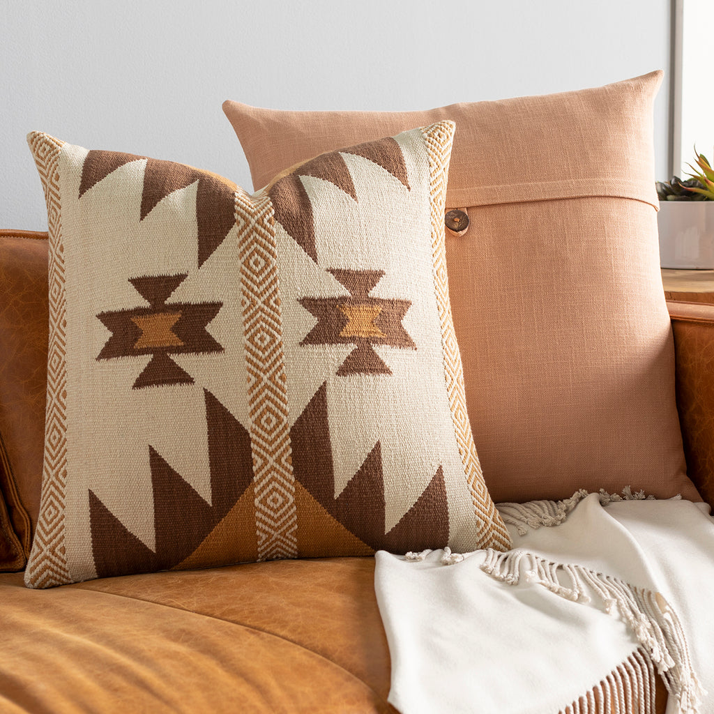 Southwind Hymm Throw Pillow