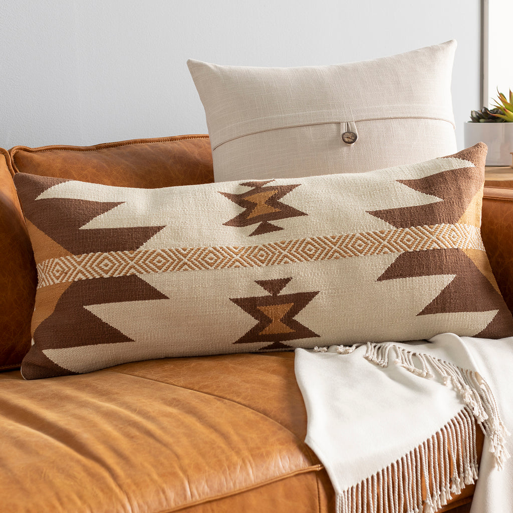 Southwind Hymm Lumbar Throw Pillow