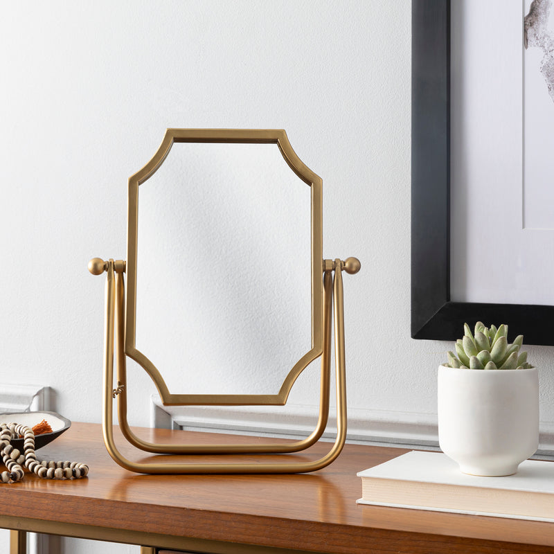 Deacon Tabletop Mirror