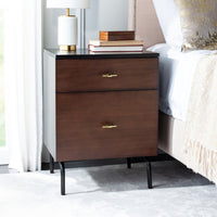 Medford 2 Drawer Nightstand