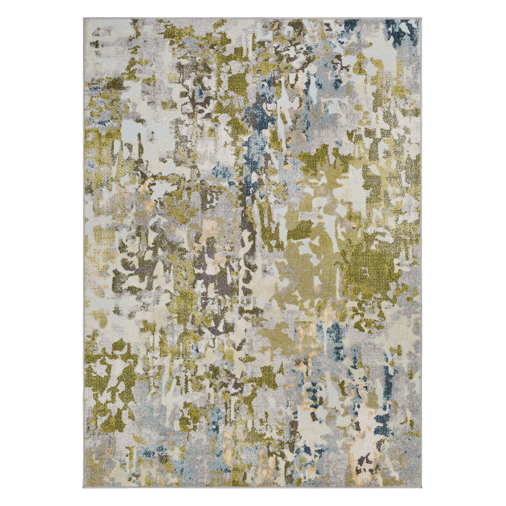 Surya New Mexico Moss Machine Woven Rug