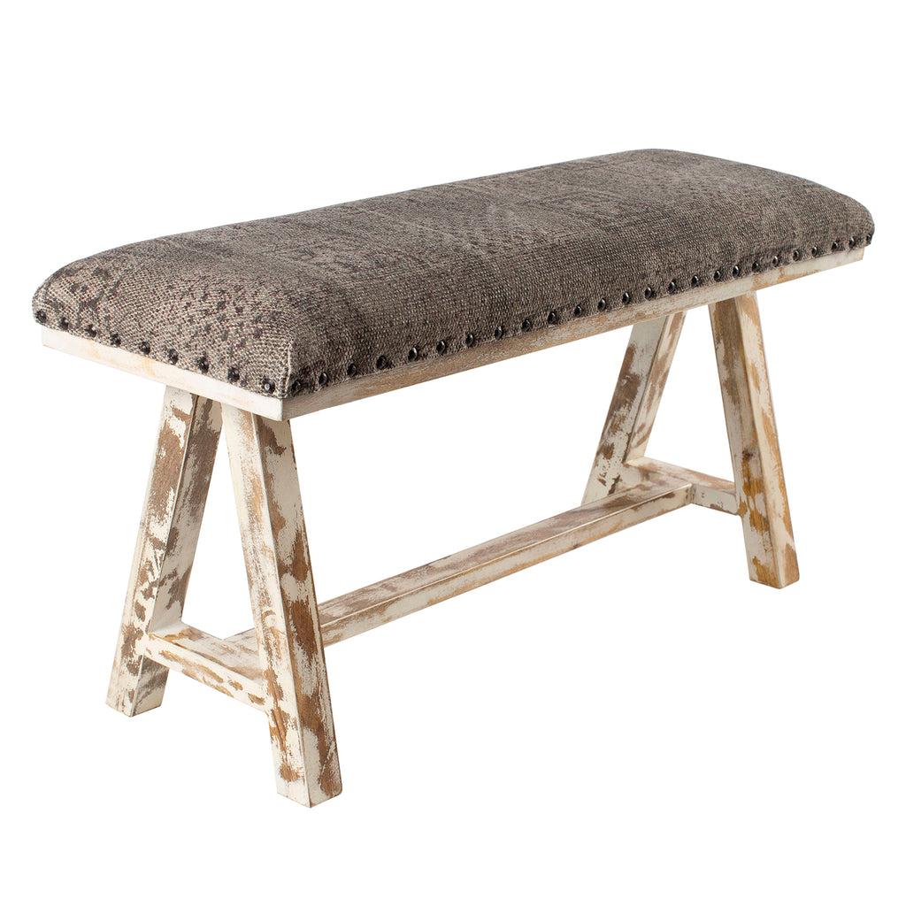 Muirfield Upholstered Bench