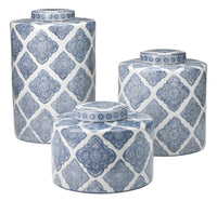 Jamie Young Oran Canister Set of 2