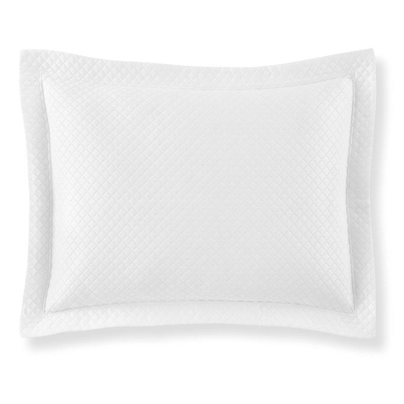 Peacock Alley Oxford Matelasse Pillow Sham