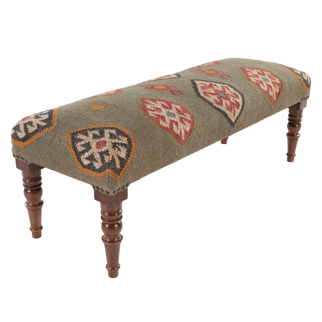Latham Upholstered Bench