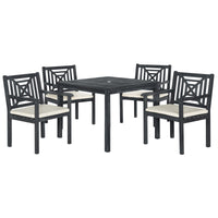 Yoselin 5-Piece Outdoor Dining Set