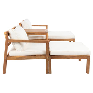 Adrienne 5-Piece Chaise Lounge Set