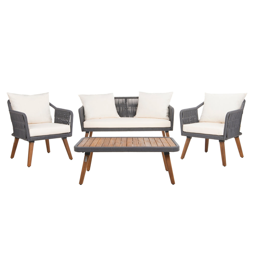 Beckham Outdoor Patio Set of 4