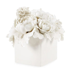 Bungalow 5 Peony Bouquet Decorative Accent
