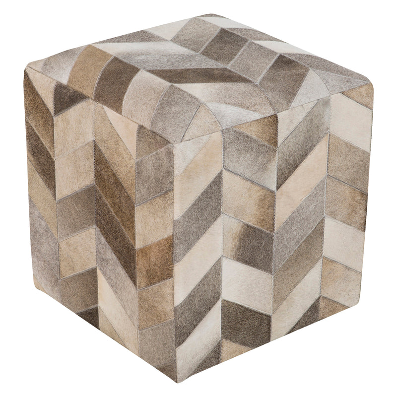 Louis Herring Pouf