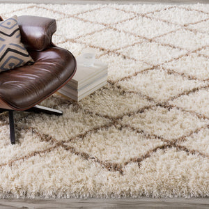 Surya Rhapsody Crossed Shag Rug