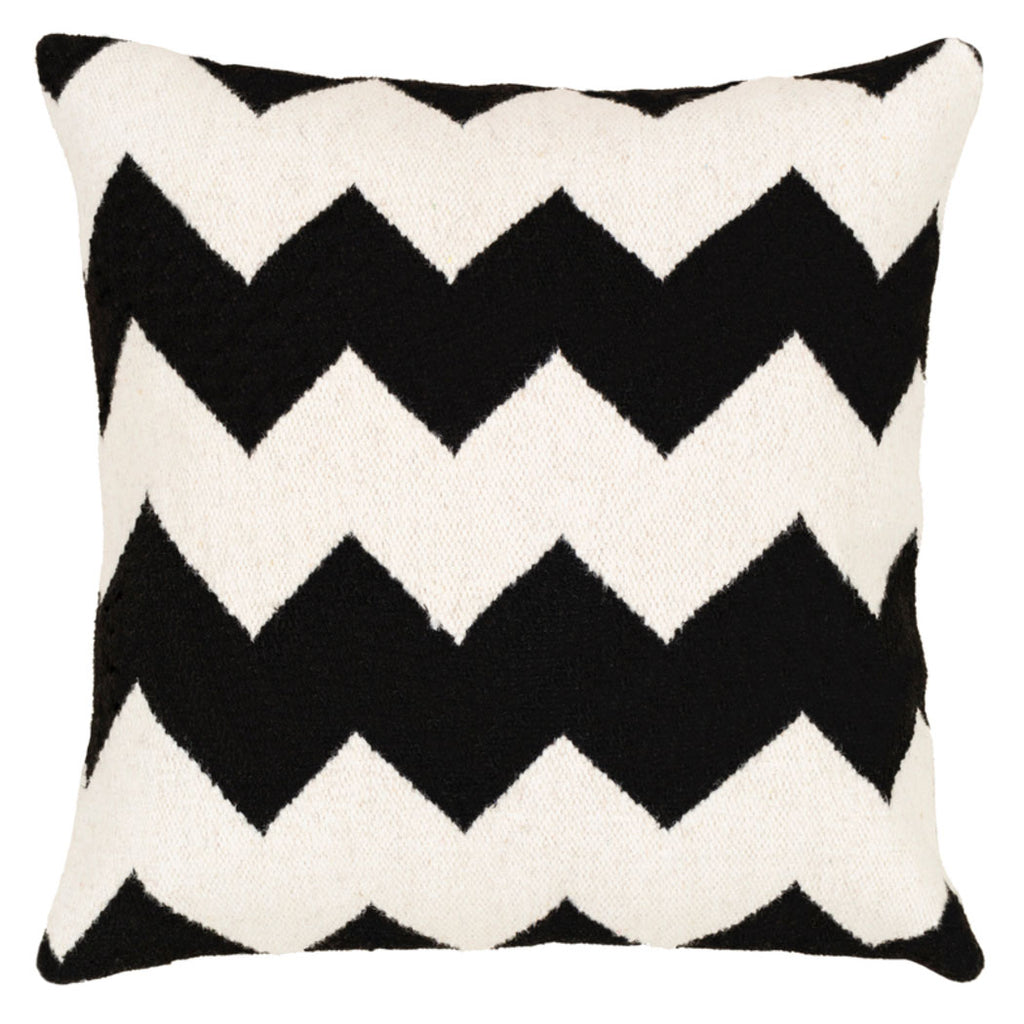 Wrangle Chevron Throw Pillow