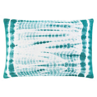 Voltz Tie Dye Lumbar Throw Pillow