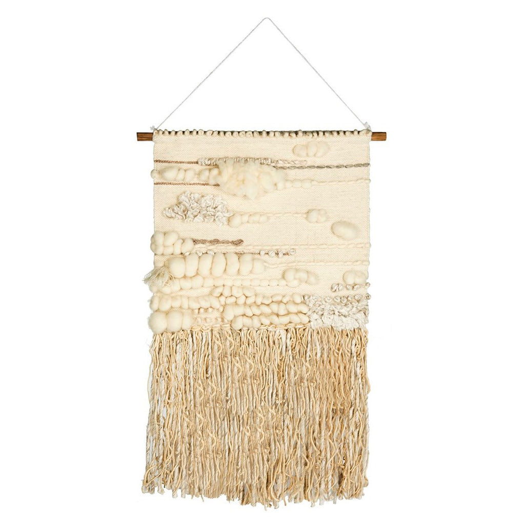 Savernake Cream Wall Hanging