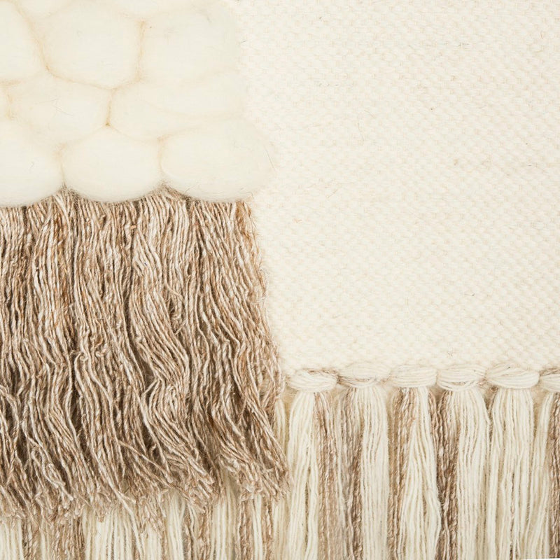 Savernake Cream/Beige Wall Hanging