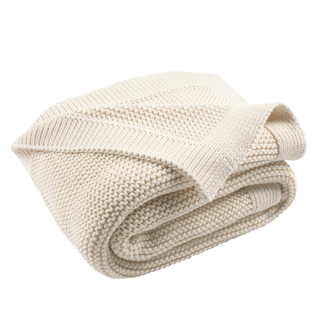 Burgoyne Knit Throw Blanket