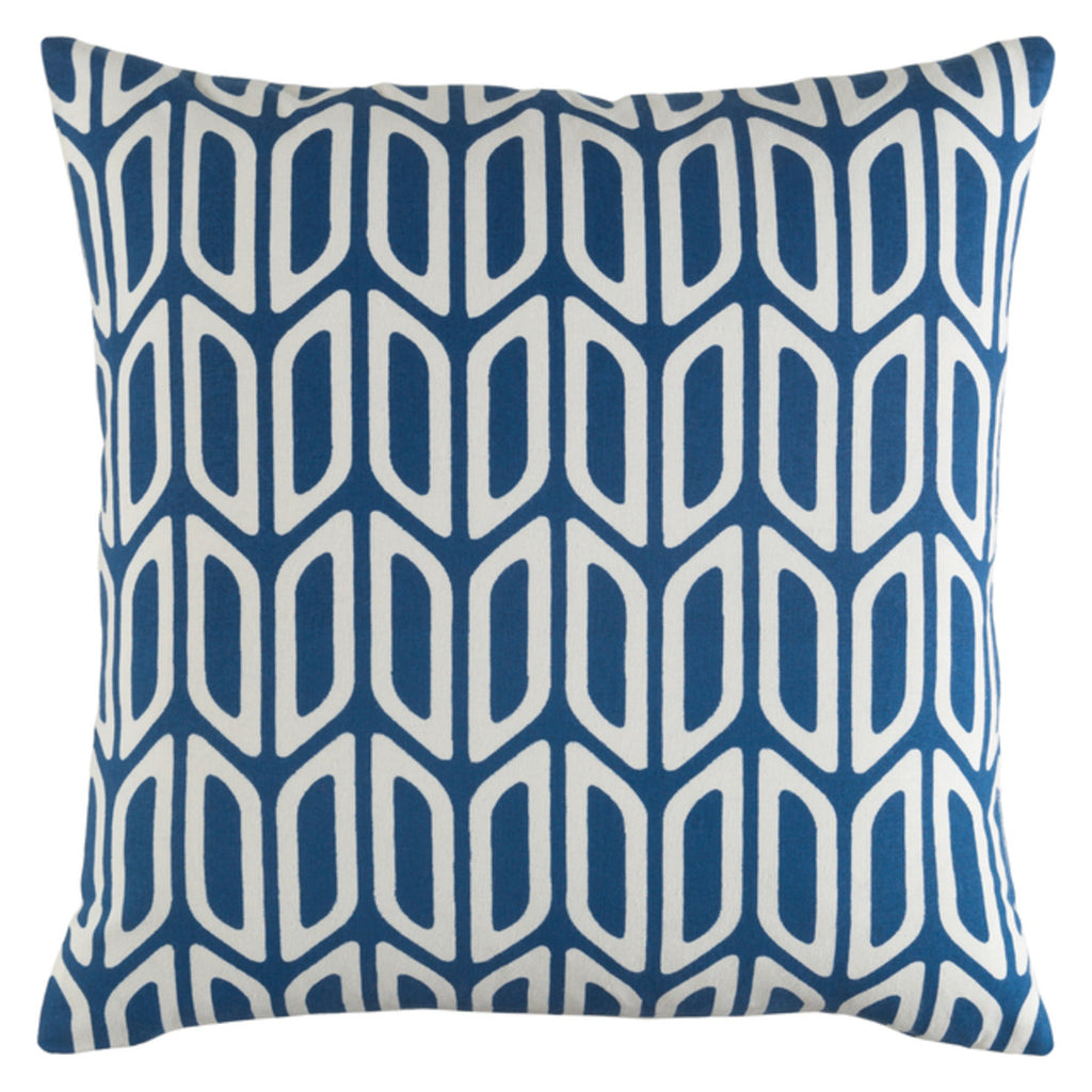 Ziggy Herring Throw Pillow