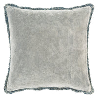Callie Washed Velvet Throw Pillow