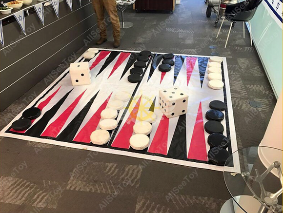 Giant Game Mat for Kids & Adults