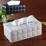 Leather Tissue Holder - Coolioos