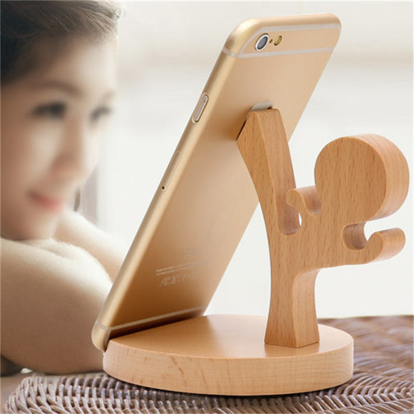 Eco-Friendly Cellphone Stand