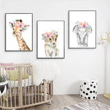 Animals Wall Art
