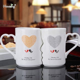 Cute Set of 2 Coffee/Tea Mugs
