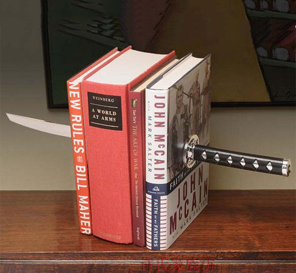 Samurai Bookend