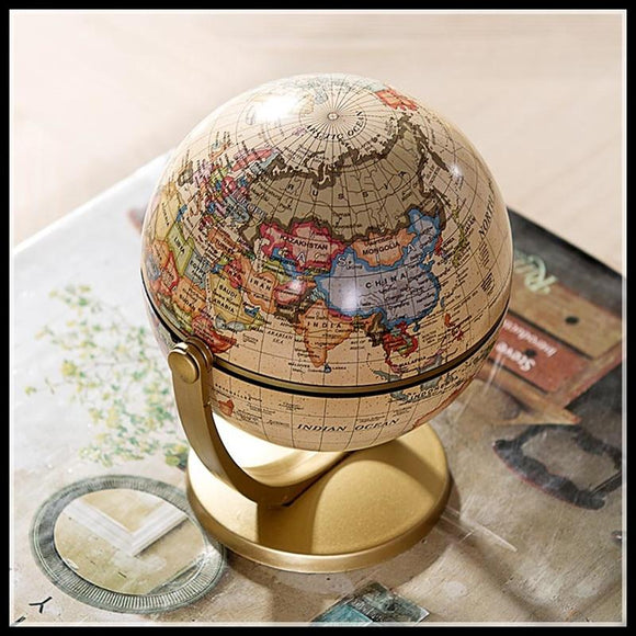 World Globe - Coolioos