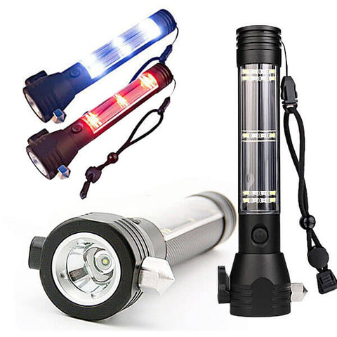titan depot 9 in 1 Life Saver LED Torch / Flashlight views