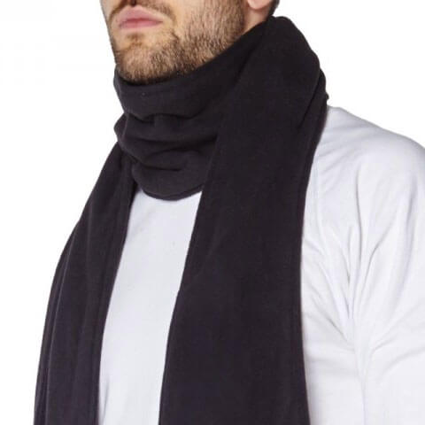 titan depot ANTI-SLASH SCARF WITH DYNEEMA LINING