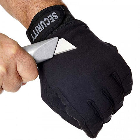 titan depot SECURITY GLOVE with CUT RESISTANCE LEVEL 5 protection