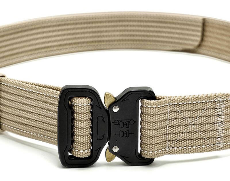 Titan Depot Tactical Cobra Belt Cream