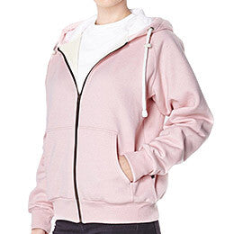 JUNIOR PINK ANTI-SLASH HOODED TOP WITH ANTI-SLASH KEVLAR® PROTECTION