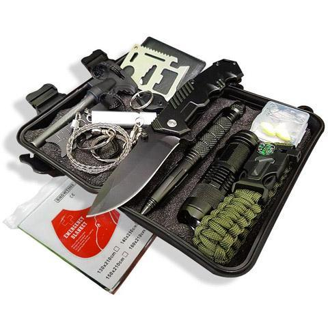 FULL LOADED ULTIMATE SURVIVAL KIT