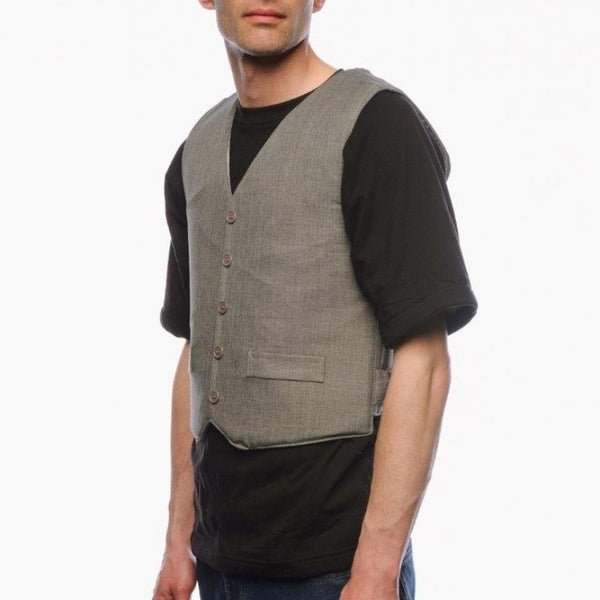 THREAT LEVEL 11 BULLET/STAB-PROOF WAISTCOAT