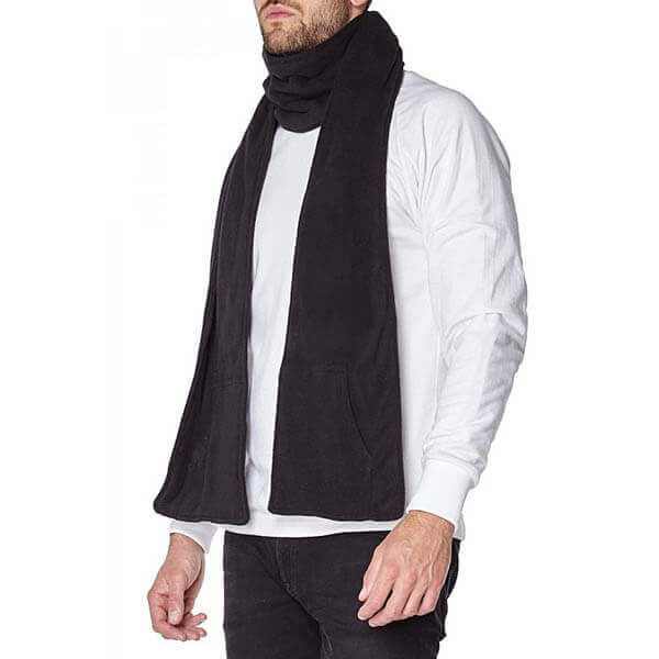 ANTI-SLASH SCARF WITH DYNEEMA LINING man