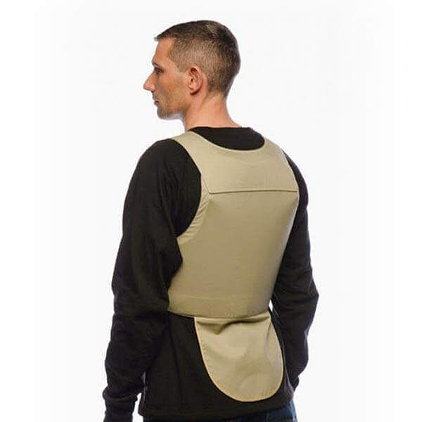 ANTI-STAB COVERT VEST back view
