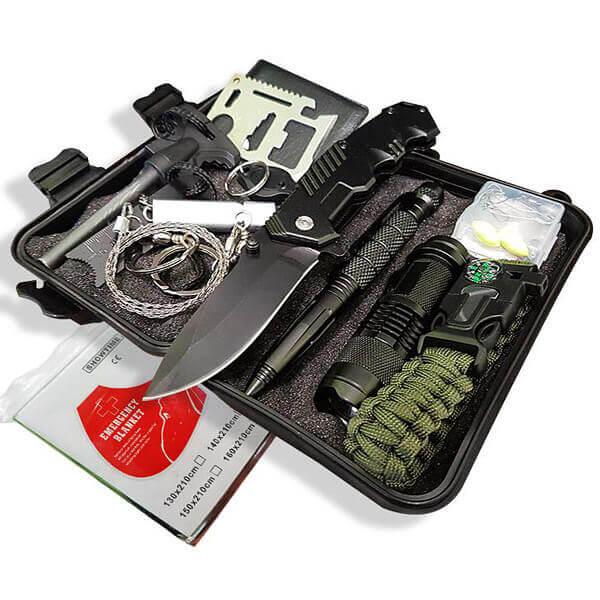 Full Loaded Ultimate Survival Kit 1