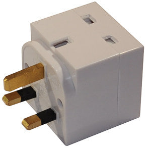 Voice Activated Spy Plug Surveillance Adaptor