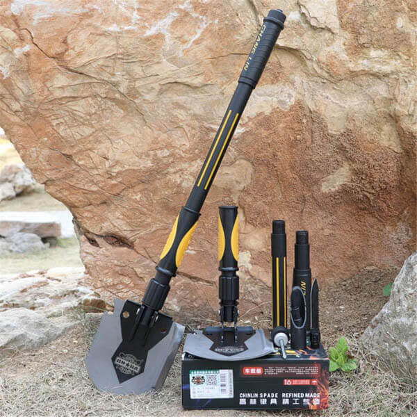 Multi-Function Survival Shovel
