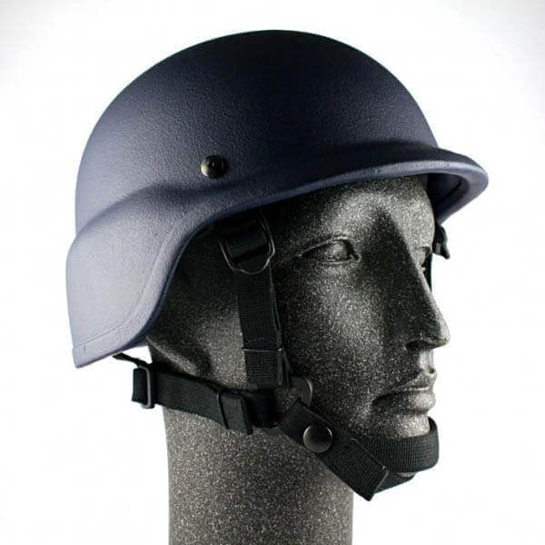 Titan Depot body armour ballistic helmet 3d view 2