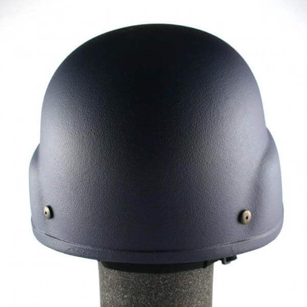 Titan Depot body armour ballistic helmet back view