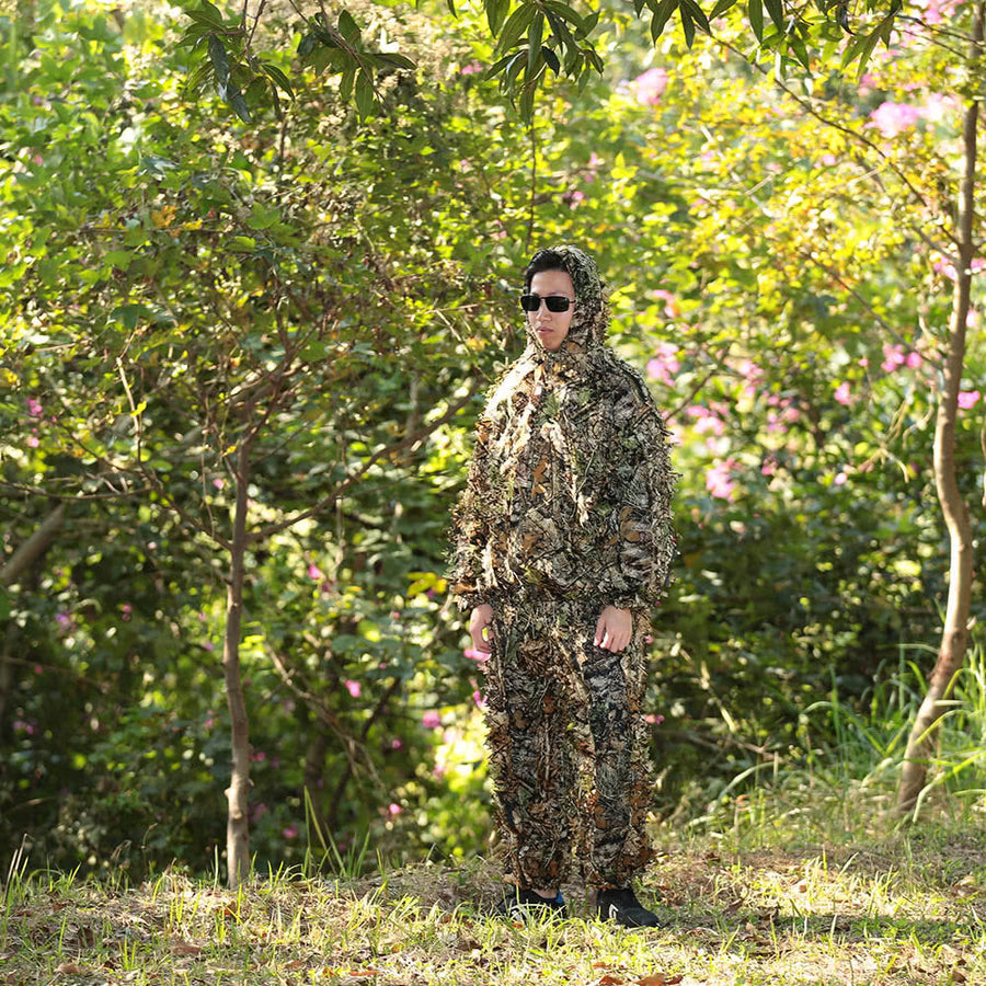Camouflage Hunting / Airsoft Ghillie Suit