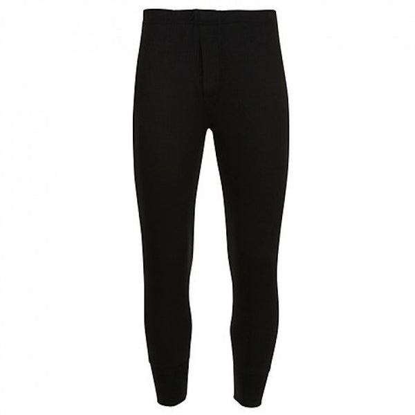 ANTI-SLASH CLASSIC BLACK KEVLAR ® LONG JOHNS